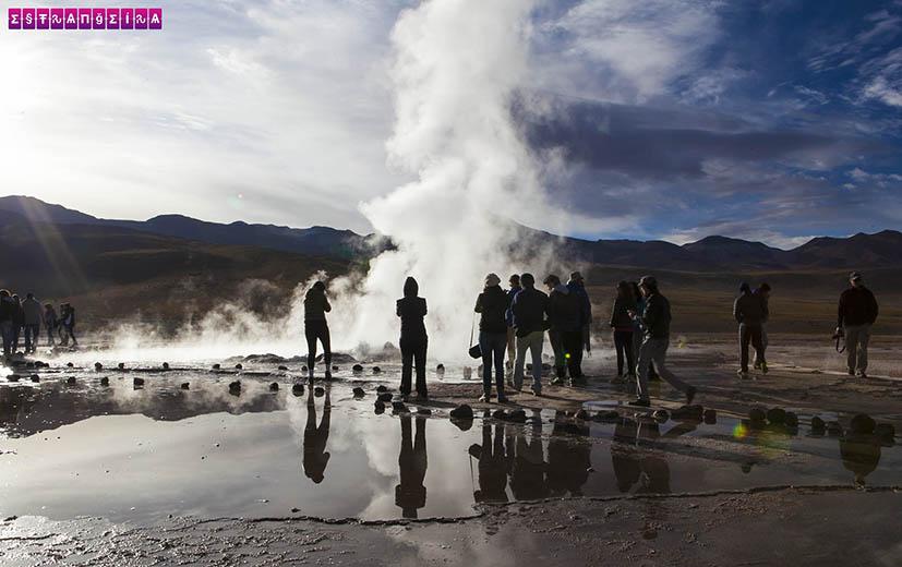Reflexos-Geysers-El-Tatio-Atacama