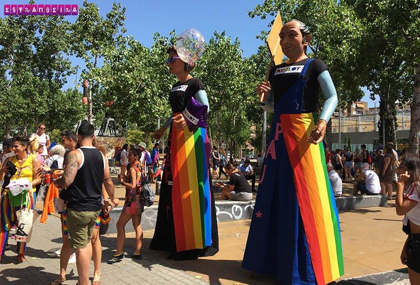Pride-barcelona-2018-bonecos