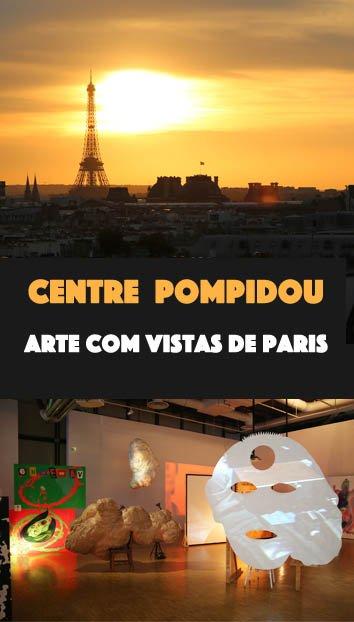 Paris-Centre-georges-pompidou