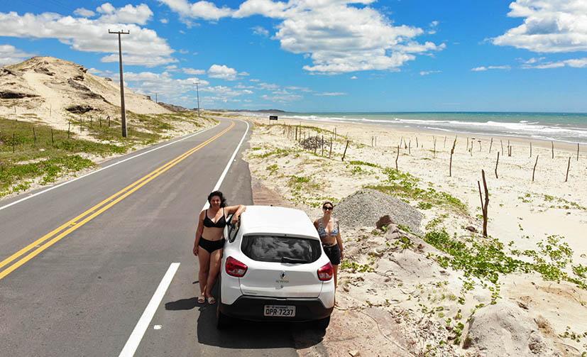 viagem-de-carro-recife-a-fortaleza-praia