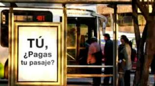 Campaña Anti-Evasión – Transantiago