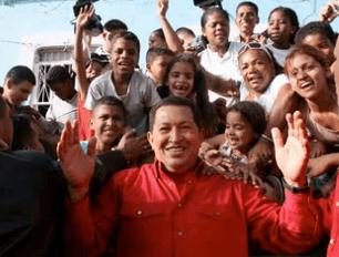Mensaje de Chavez apoyando Enmienda SI
