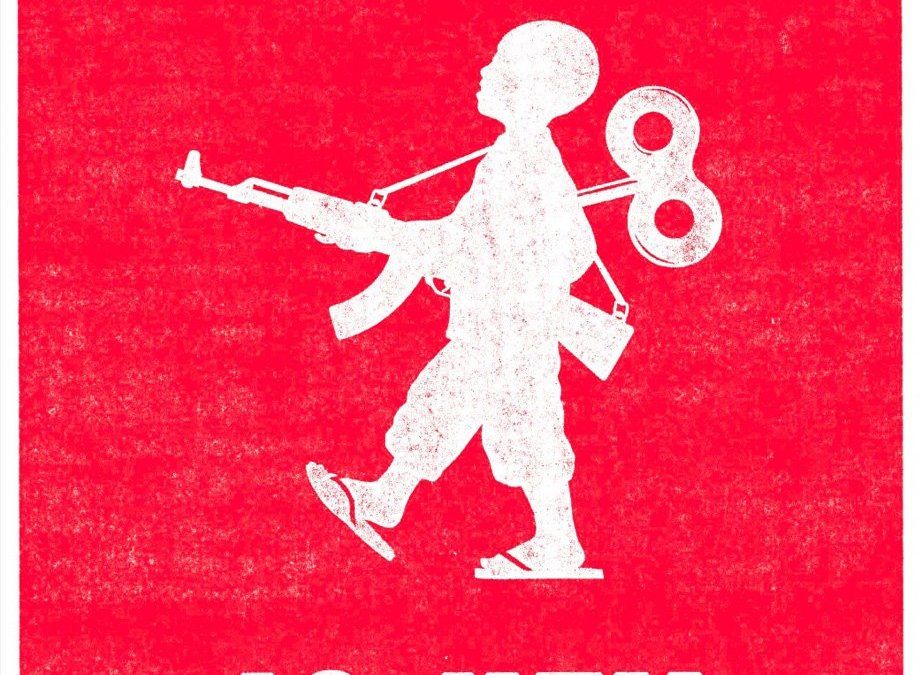 Niños en la Guerra – Help child soldiers