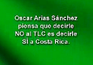 NO al TLC – Arias