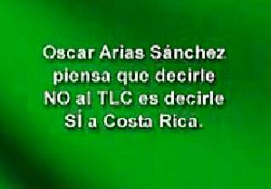 NO al TLC – Arias