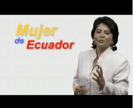 Mujer – Jacome