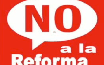 NO al Referendo – Primero Justicia