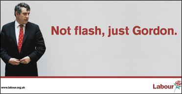 No flash, solo Gordon – Brown