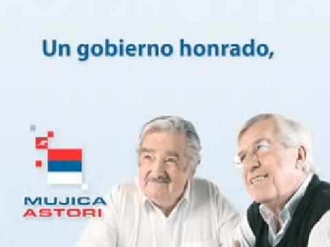 Caminata del Frente Amplio – Mujica