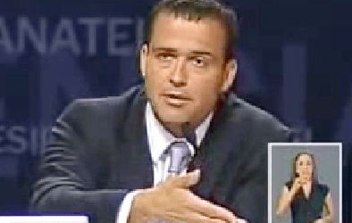 Debate Presidencial ANATEL – Parte 6 – Frei – Piñera