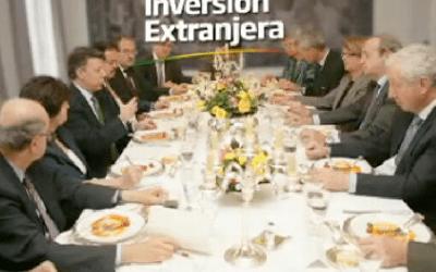 Inversión Extranjera – Santos