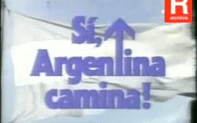 Argentina Camina – Galtieri