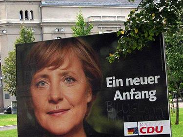 Un Nuevo Comienzo – Merkel
