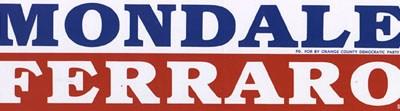 Mondale – Ferraro