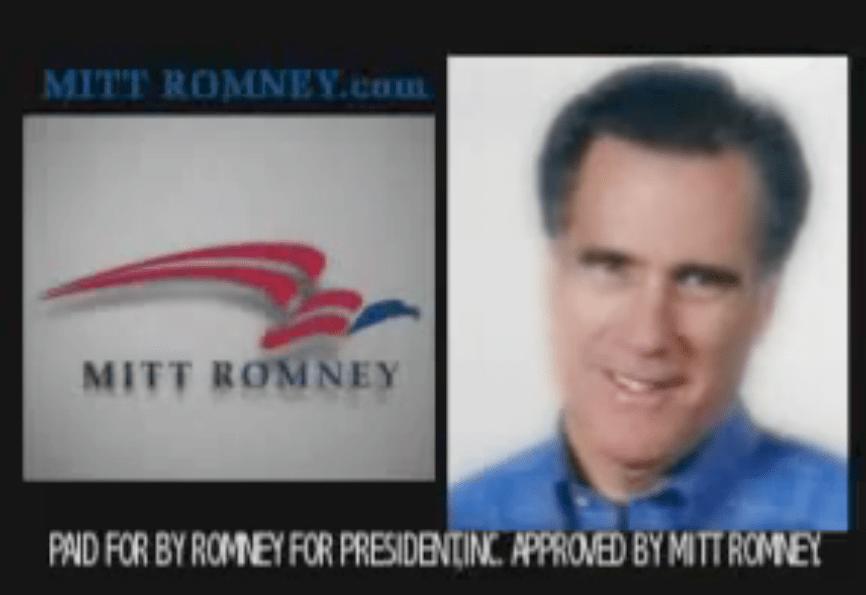 Orgullo de América – Romney