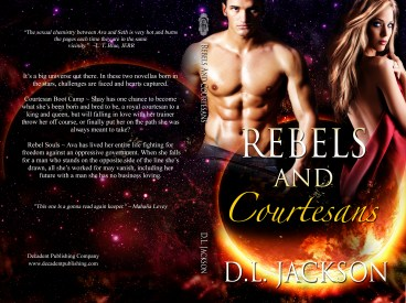 Rebels and Courtesans full cover