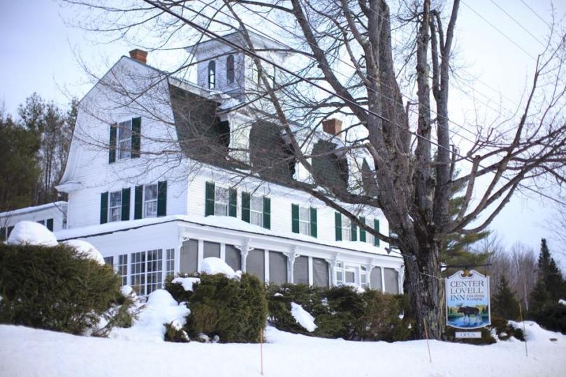 Ever dreamed of running an historic east coast Bed & Breakfast Inn in Maine? Now's your chance to do it for US$125 and 200 words!