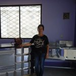 Our Nineteenth Kiva Entrepreneur - Yolanda Del Carmen in Santo Domingo, Ecuador - October 2015