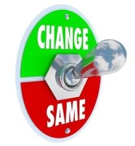 change-same