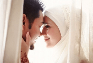 islamic married couple