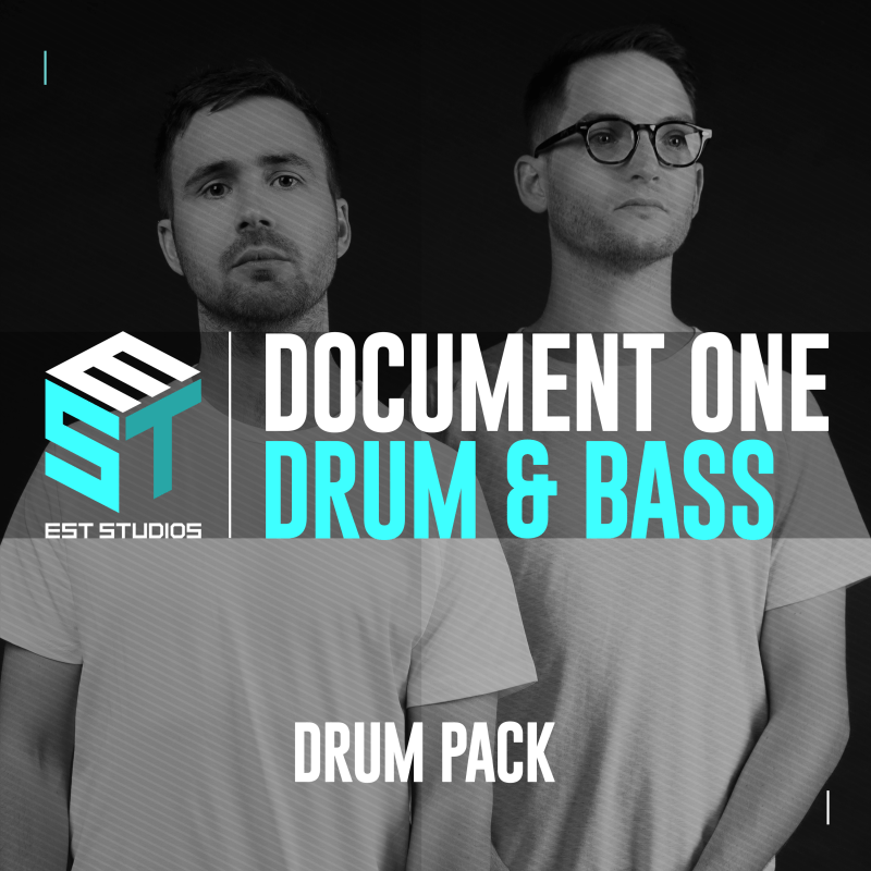Document One Drum & Bass Drum Pack