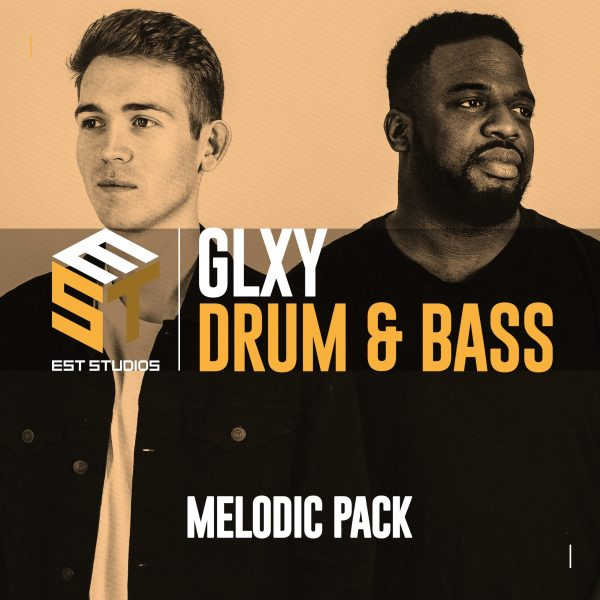 GLXY Drum & Bass: Melodic Pack