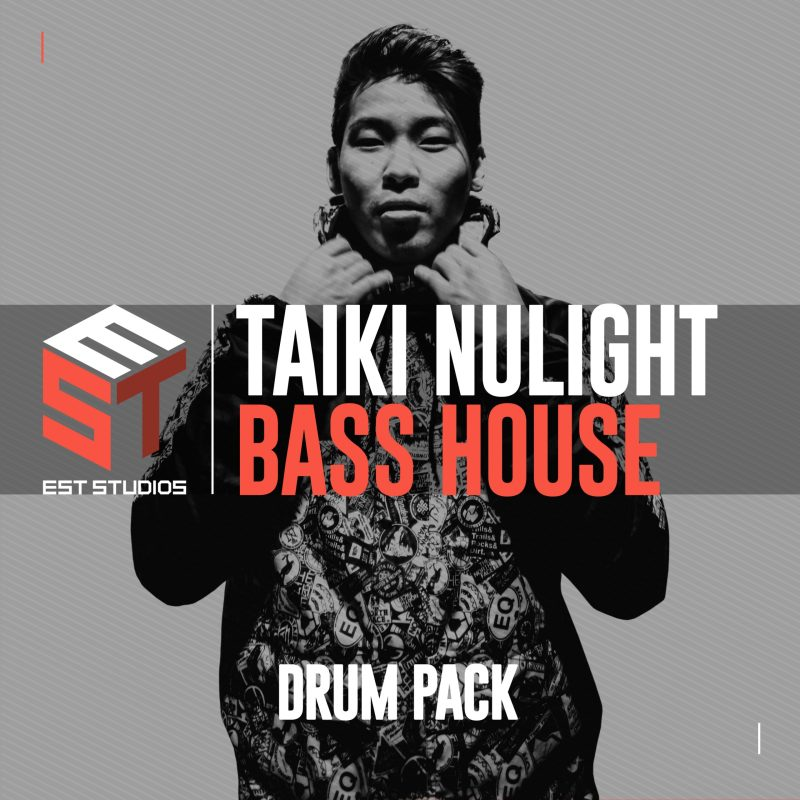 Taiki Nulight Bass House: Drum Pack