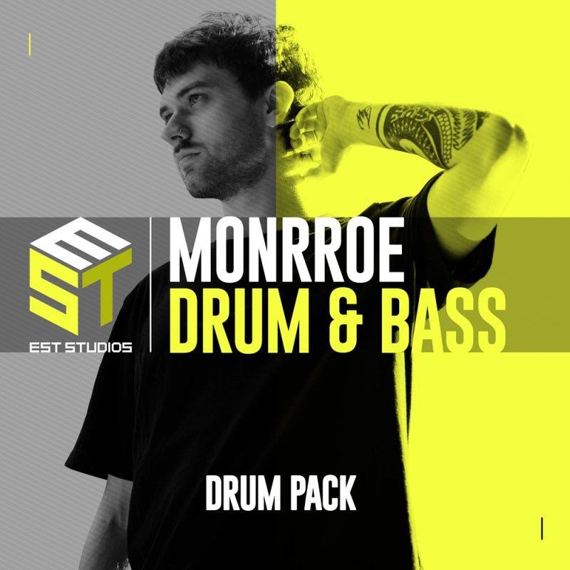 Monrroe Drum Sample Pack