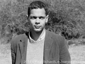 1963, MIssissippi, Julian Bond. Photo by Harvey Richards,from p. 47 of Critical Focus