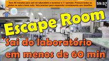 Escape Room Química 10.º ano FQA