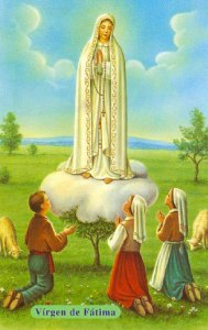 Virgen de Fatima (en honor a la hija de Mahoma)