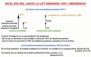 Demandas de la Ley en el Juicio