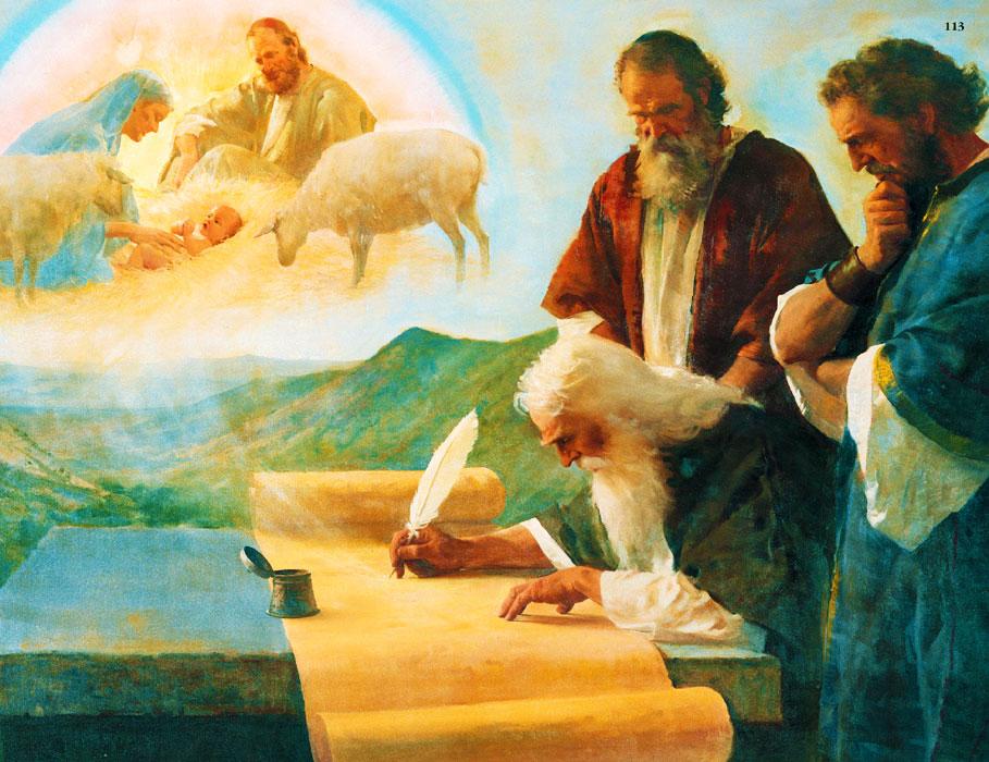 De Abrahán a Gabriele: La Palabra de los profetas se cumple