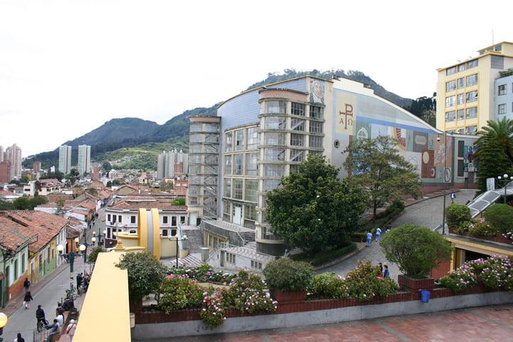 Universidad de la Salle Bogota Arquitectura