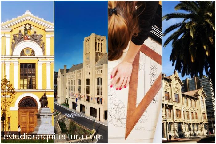 Mejores universidades para estudiar arquitectura en Chile
