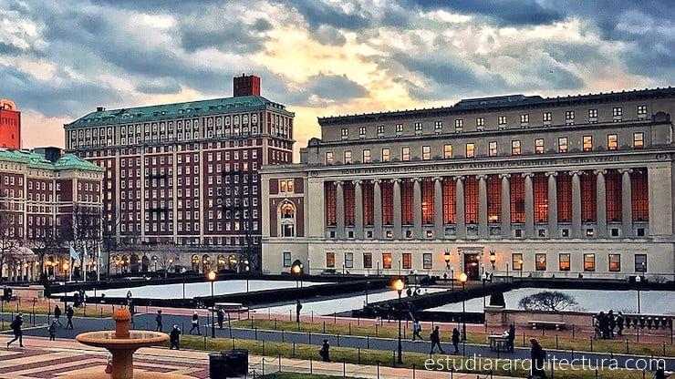 Columbia University Arquitectura