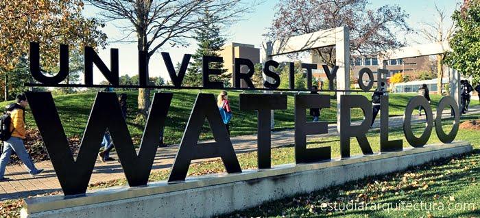 Universidad de Waterloo Arquitectura
