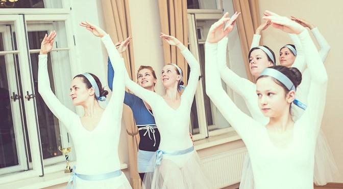 klasikinis sokis baletas exercice vilnius