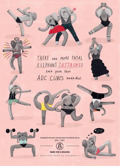 art-directors-club-adc-95th-annual-awards-rare-for-a-reason-print-379045-adeevee