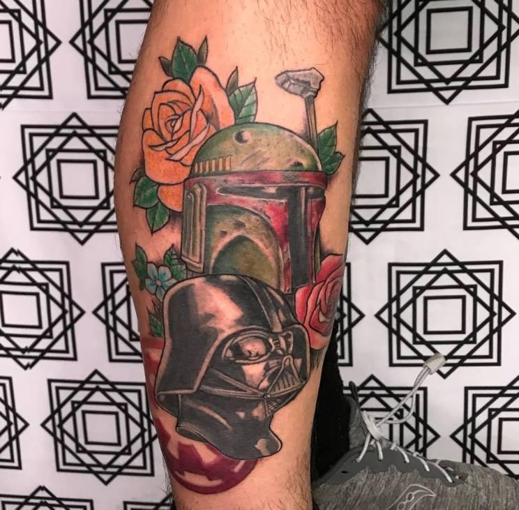 Tatuadora: Maggie