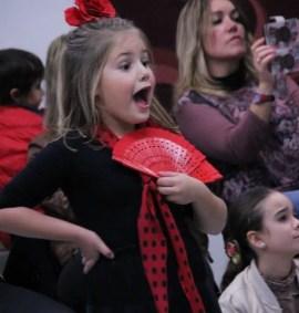 academia de baile infantil
