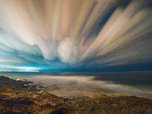 fotografia de costa