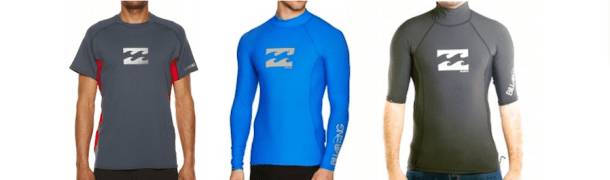 Billabong Rash Vests