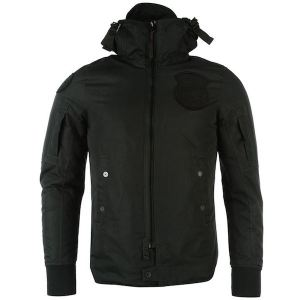 bat hooded jacket