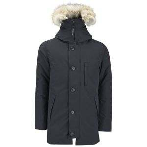 chateau downfilled parka