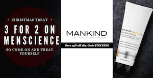 Mankind 3 for 2 Menscience