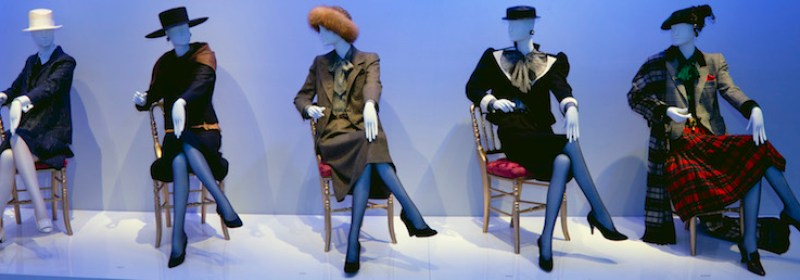Yves Saint Laurent- The Retrospective curated by Florence Muller,Pierre Berge