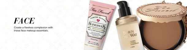 TOO FACED FACE