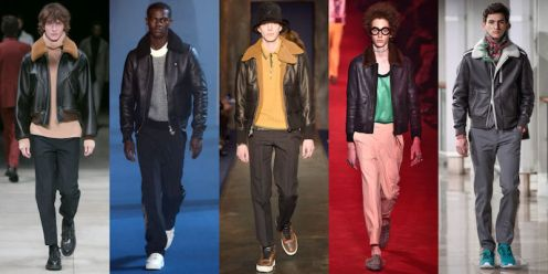 New York Fashion Week Trends Menswear Bomber Jackets