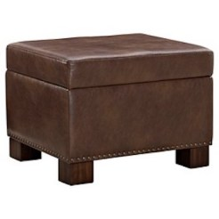 Ottoman with Nailheads $147.60 from $163.99